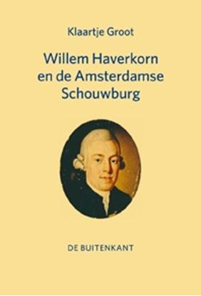 Afbeeldingen van Willem Haverkorn en de Amsterdamse Schouwburg