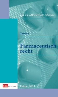 Afbeeldingen van Teksten Farmaceutisch Recht