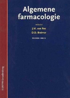 Afbeeldingen van Algemene farmacologie