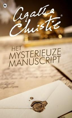 Afbeeldingen van Agatha Christie Het mysterieuze manuscript