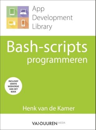Afbeeldingen van App Development Library Bash-scripts programmeren