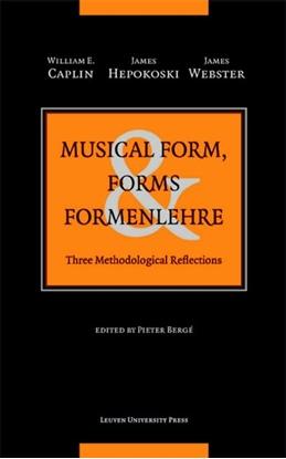 Afbeeldingen van Musical Form, Forms & Formenlehre
