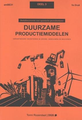 Afbeeldingen van Bedrijfseconomie voor agrarische gezinsbedrijven Duurzame productiemiddelen 3