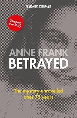 Afbeeldingen van Anne Frank betrayed