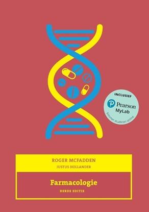 Afbeeldingen van Farmacologie, 3e editie met MyLab NL toegangscode