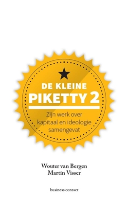 Afbeeldingen van Kleine boekjes - grote inzichten De kleine Piketty 2