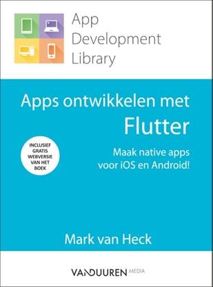 Afbeeldingen van App Development Library Apps ontwikkelen met Flutter