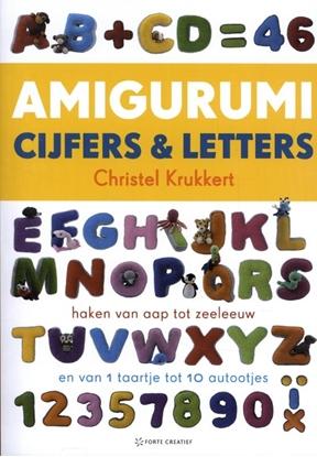 Afbeeldingen van Amigurumi cijfers & letters