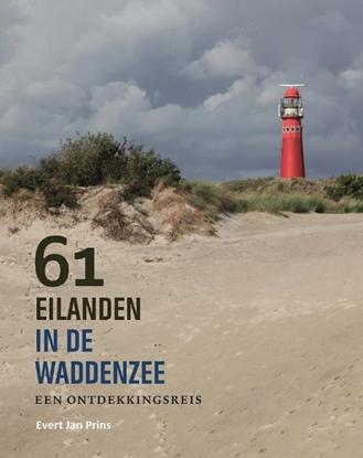 Afbeeldingen van 61 eilanden in de Waddenzee