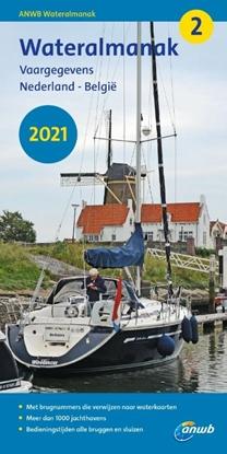 Afbeeldingen van ANWB wateralmanak Wateralmanak 2 - 2021